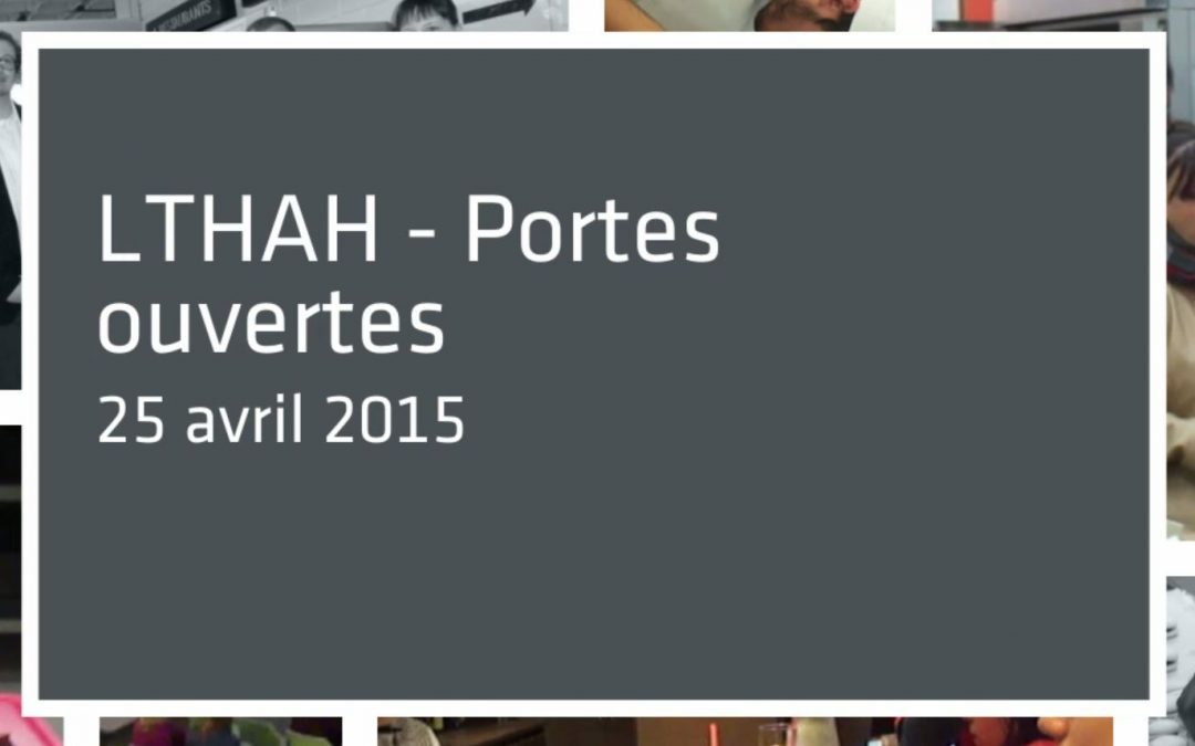 JOURNÉE PORTES OUVERTES 25.04.2015