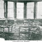 Un incendie ravage l'école hôtelière