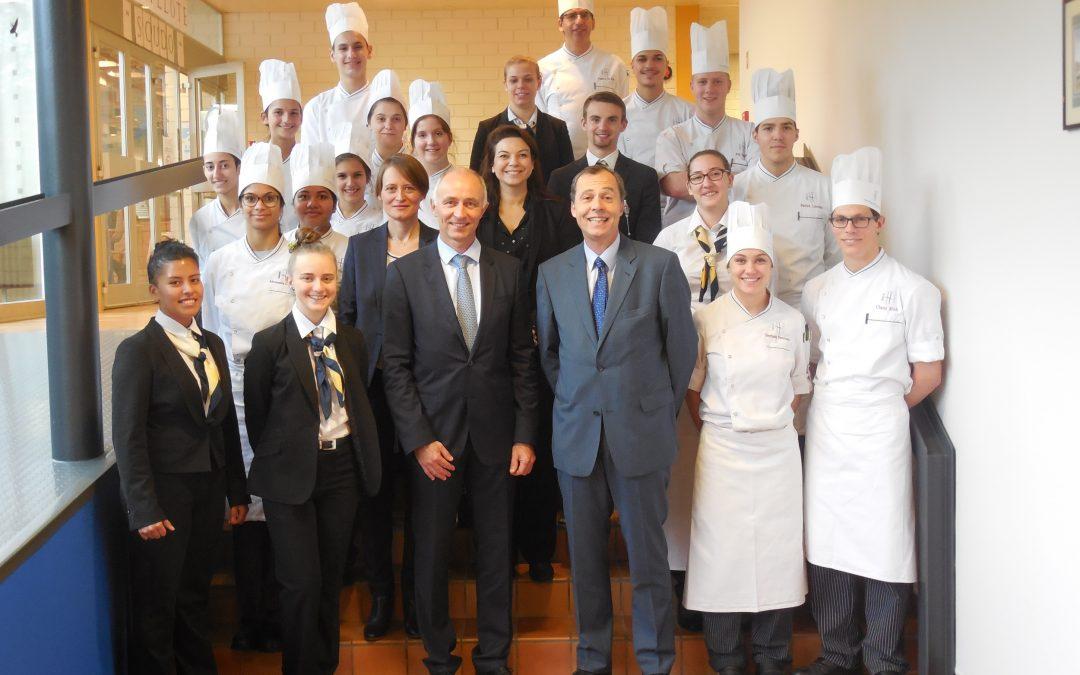 Développement des relations franco-luxembourgeoises