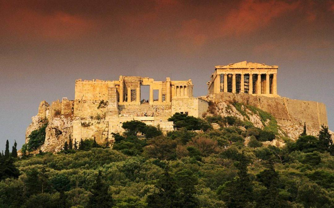 Invitation: Soirée grecque au Lycée hôtelier le 1er mars