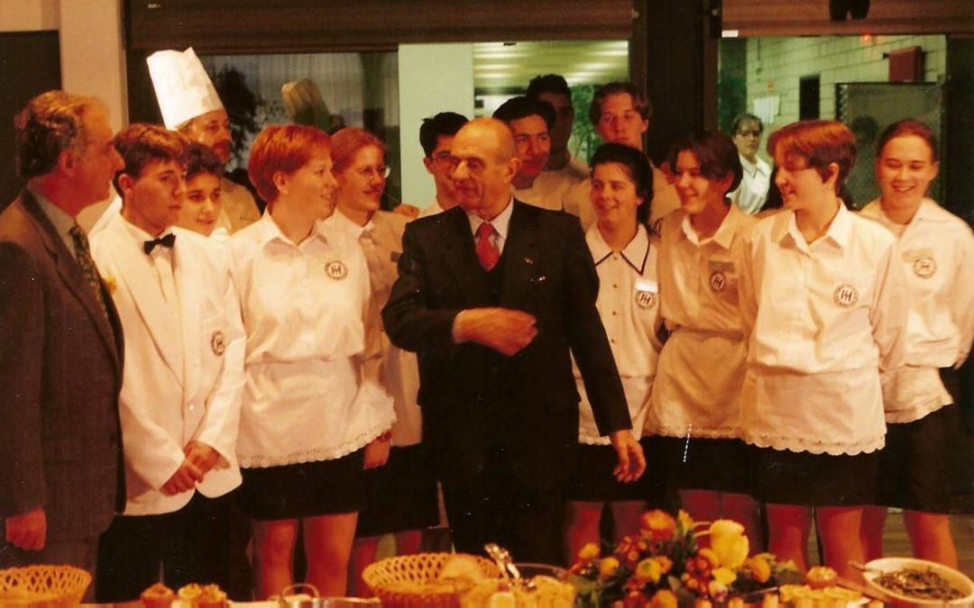 VIDEO – Meilleur apprenti  cuisinier d'Europe