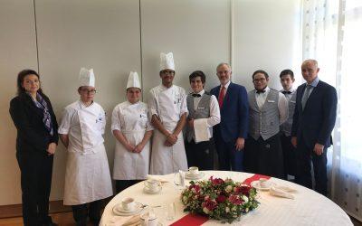 Collaboration avec l'Ambassade d'Autriche