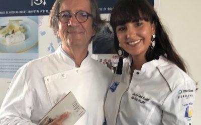 1ère place pour Rita Bento Gonçalves au concours Olivier Roellinger