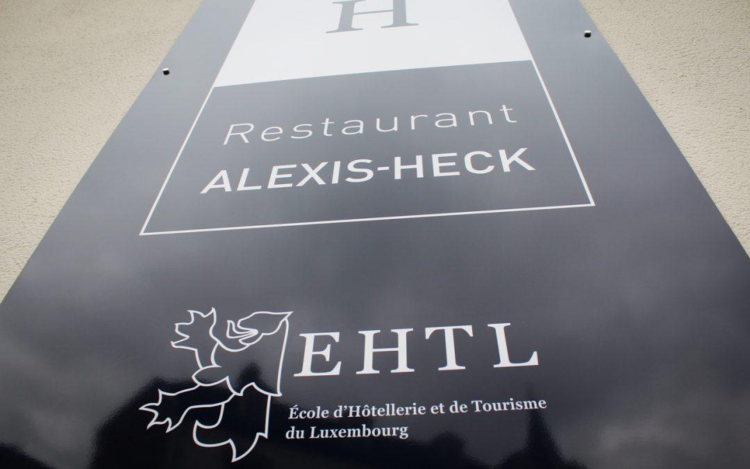 Menu de la semaine au restaurant 'Alexis-Heck'