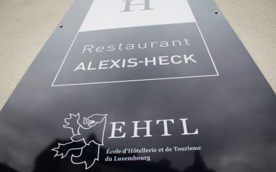 Restaurant Alexis-Heck fermé