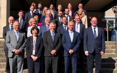 Le Conseil d'État en visite à l'EHTL