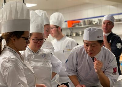 EHTL All Japan Sushi Academy Cours (10)