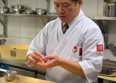 EHTL All Japan Sushi Academy Cours (12)