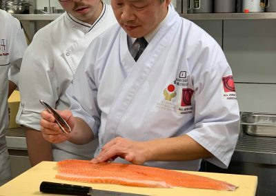 EHTL All Japan Sushi Academy Cours (14)