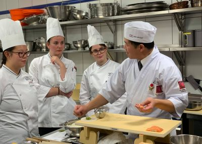 EHTL All Japan Sushi Academy Cours (15)