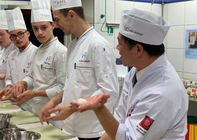 EHTL All Japan Sushi Academy Cours (16)