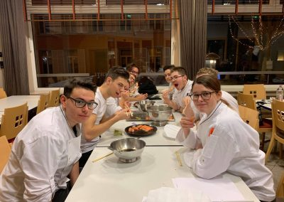 EHTL All Japan Sushi Academy Cours (2)