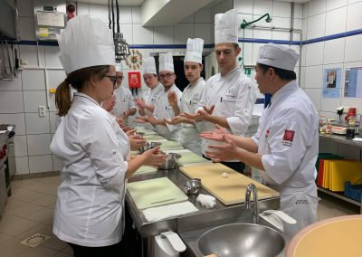 EHTL All Japan Sushi Academy Cours (3)