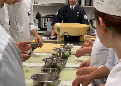 EHTL All Japan Sushi Academy Cours (4)