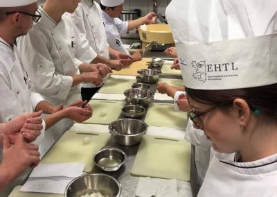 EHTL All Japan Sushi Academy Cours (5)