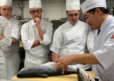 EHTL All Japan Sushi Academy Cours (6)