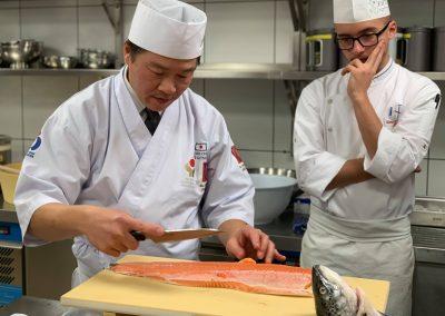 EHTL All Japan Sushi Academy Cours (7)