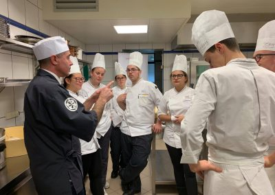 EHTL All Japan Sushi Academy Cours (8)