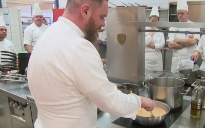 Les secrets et les nouveautés des restaurants 3 étoiles dévoilés à Diekirch