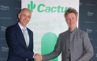 Partenariat EHTL – Cactus