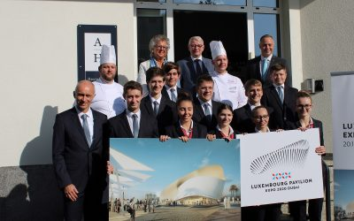 EHTL, partner of the Luxembourg pavilion at Expo 2020