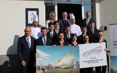 L'EHTL, partenaire du pavillon luxembourgeois à l'Expo 2020