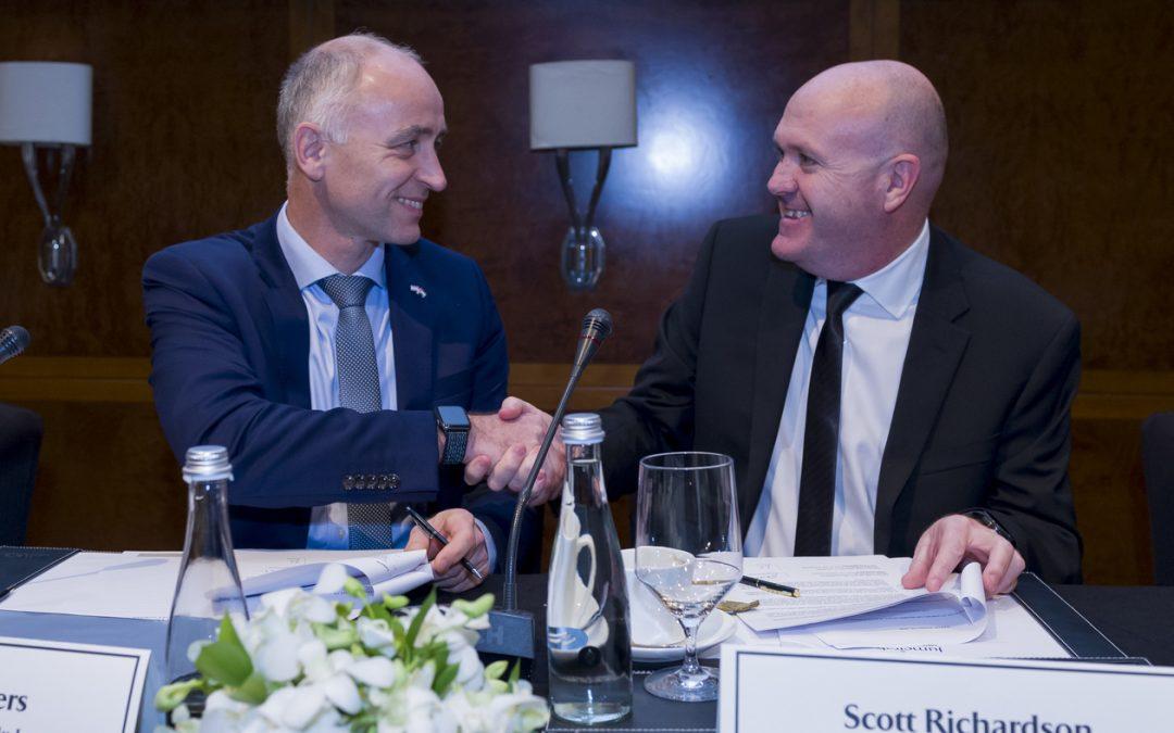 Accords de partenariat