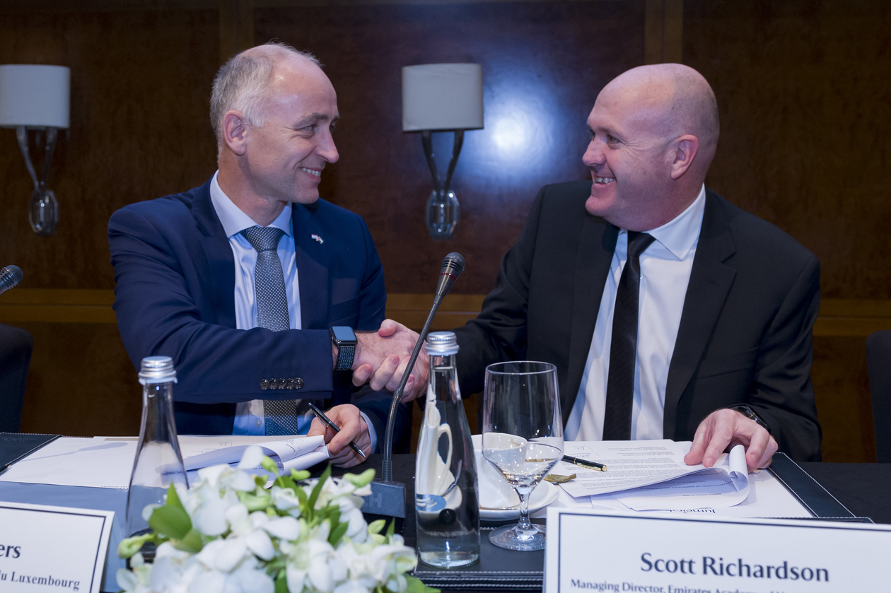 EHTL - Dubai 2020 parenariat EAHM