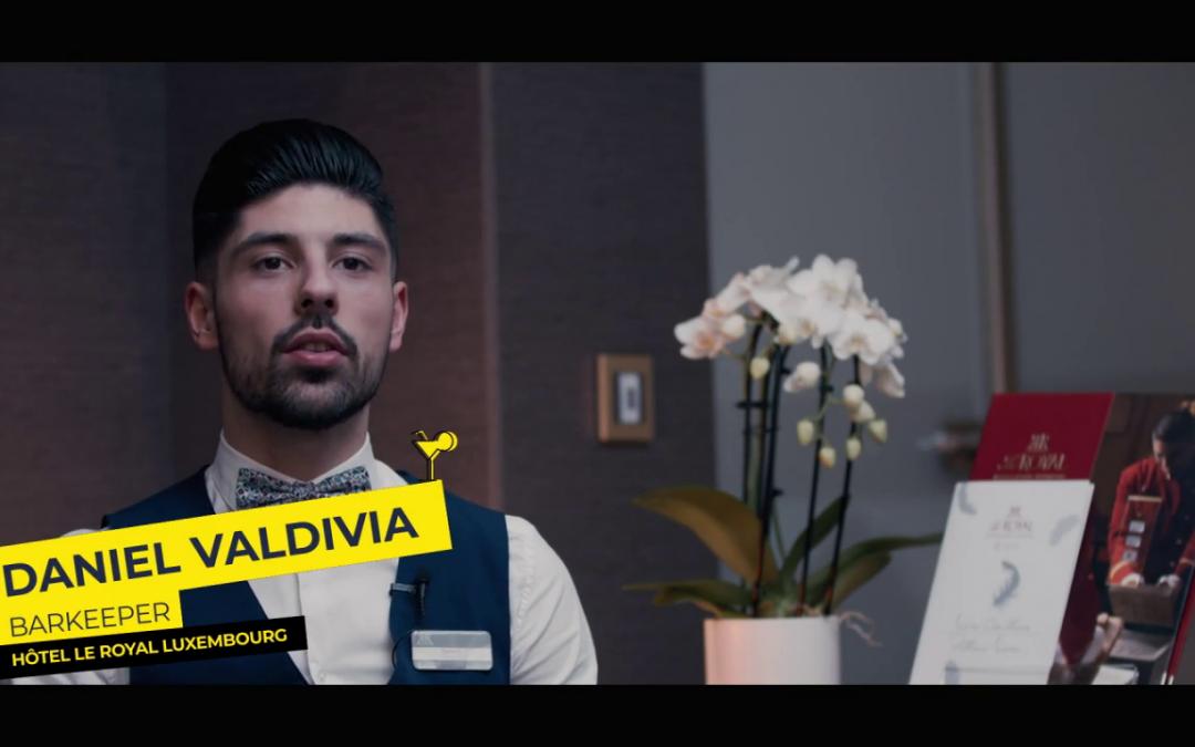 DREAMJOBS Ambassadors: Daniel VALDIVIA