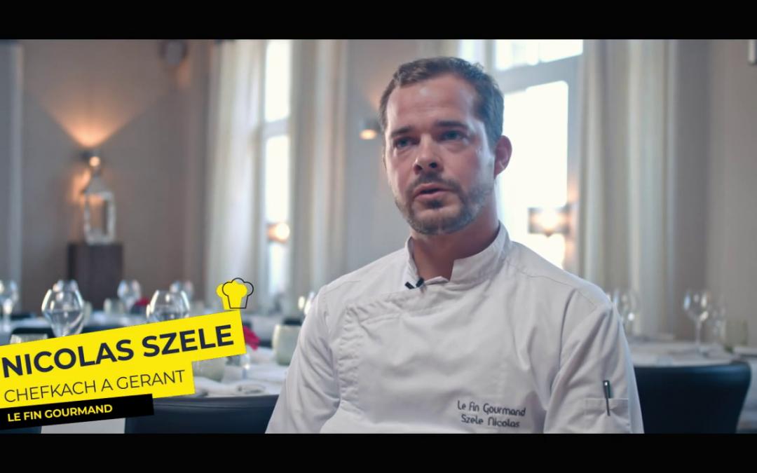 DREAMJOBS Ambassadors:   Nicolas SZELE