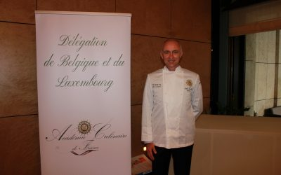 Intronisation de l'EHTL à l'Académie Culinaire de France