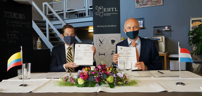 Deuxième partenariat transatlantique pour l'EHTL