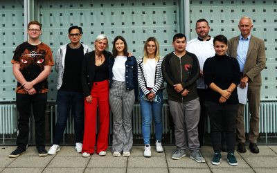 Expo 2020 Dubai: the big departure for 8 EHTL students