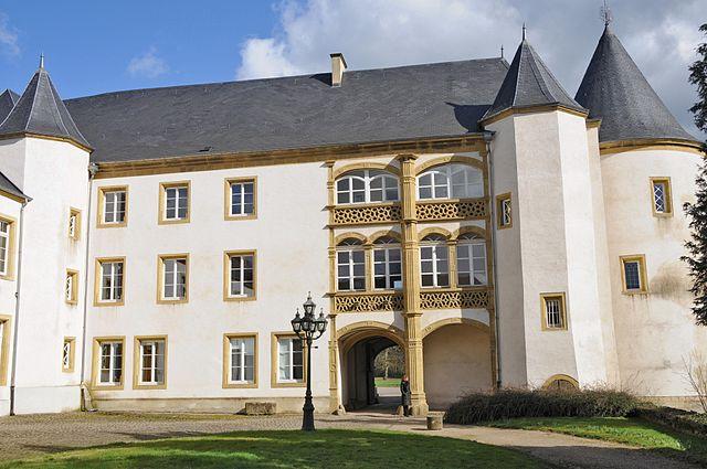 EHTL - Sanem castle